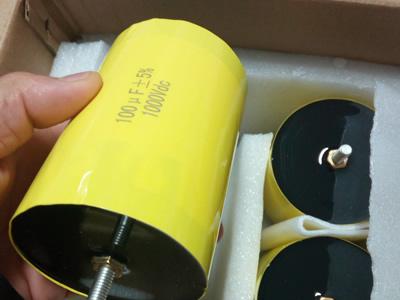 安规电容器 1000vdc 100uf
