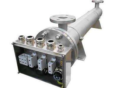 900KW电加热器