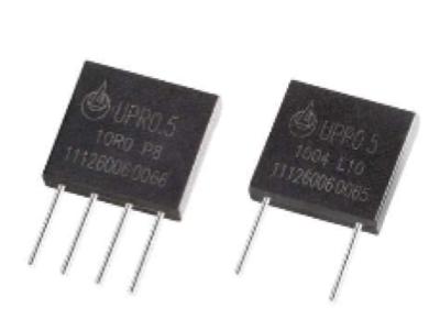 UPR模压型超精密金属膜电阻器