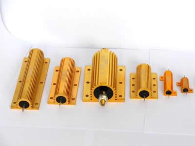 RXG24高功率铝外壳电阻器