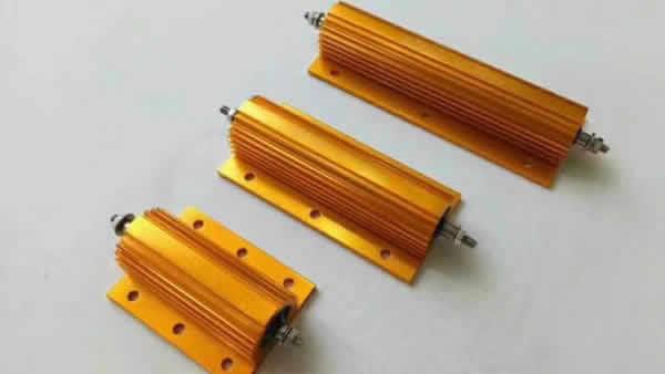 铝外壳电阻器
