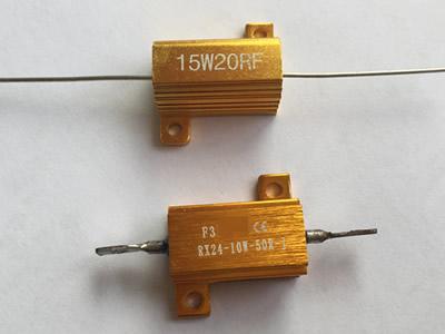 CS5毫欧电阻器