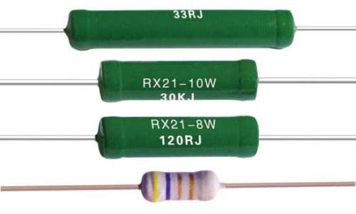 奇宇电子电阻器厂告诉你压敏电阻器如何选用