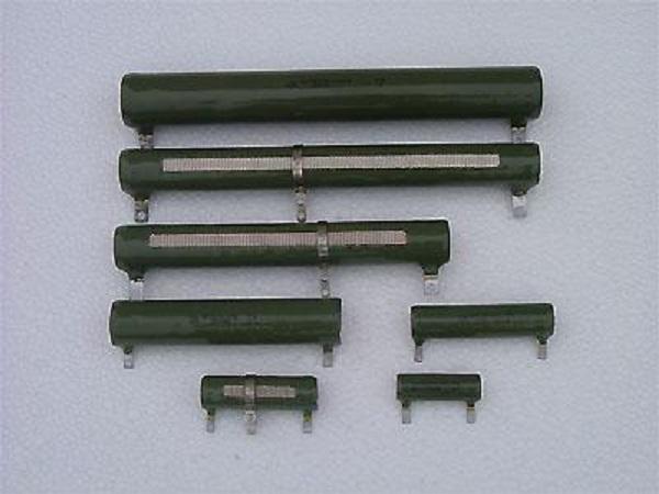 电阻器的作用及工作原理