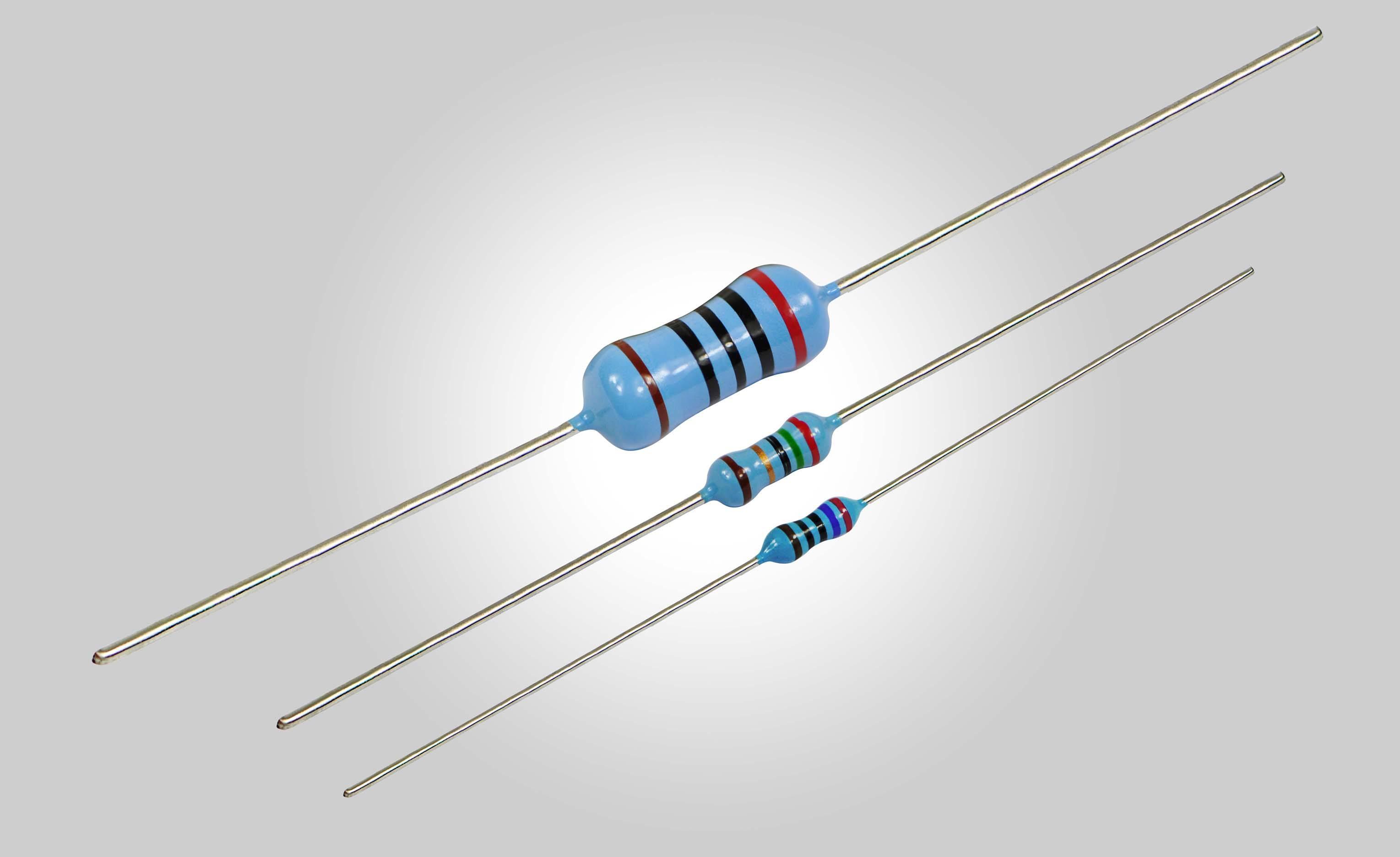 陕西奇宇电阻器厂家与您分享金属膜电阻与碳膜电阻的区别