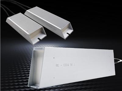 RX28L型梯形铝外壳线绕电阻器