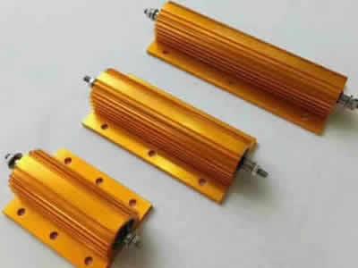 铝壳电阻器