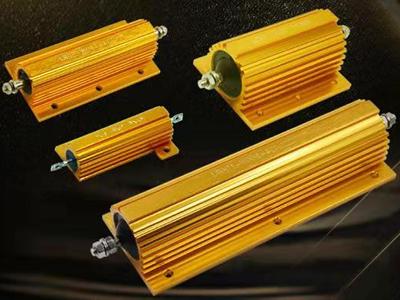RXG24-500W铝壳电阻器