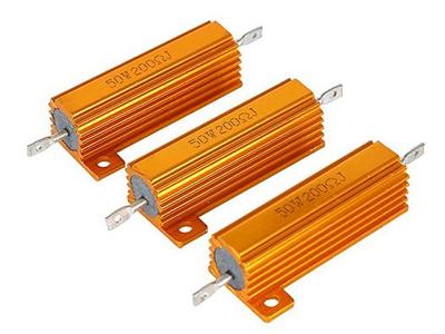 RX24-50W铝壳电阻器