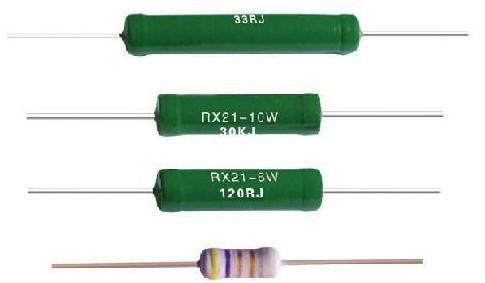 电阻器的分类有哪些?一张图告诉你