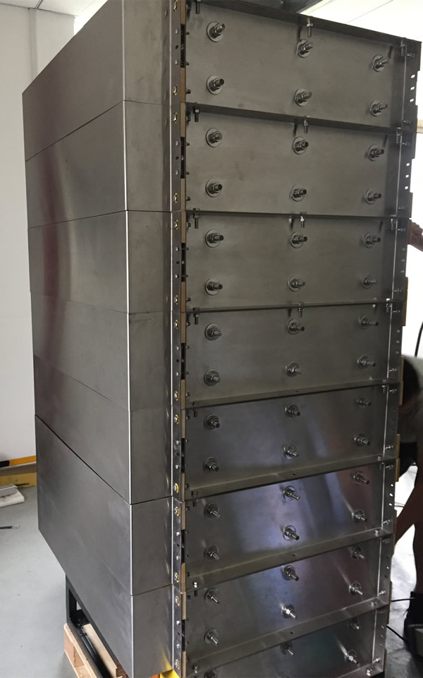 负载柜\负载箱在发电机组方面的应用