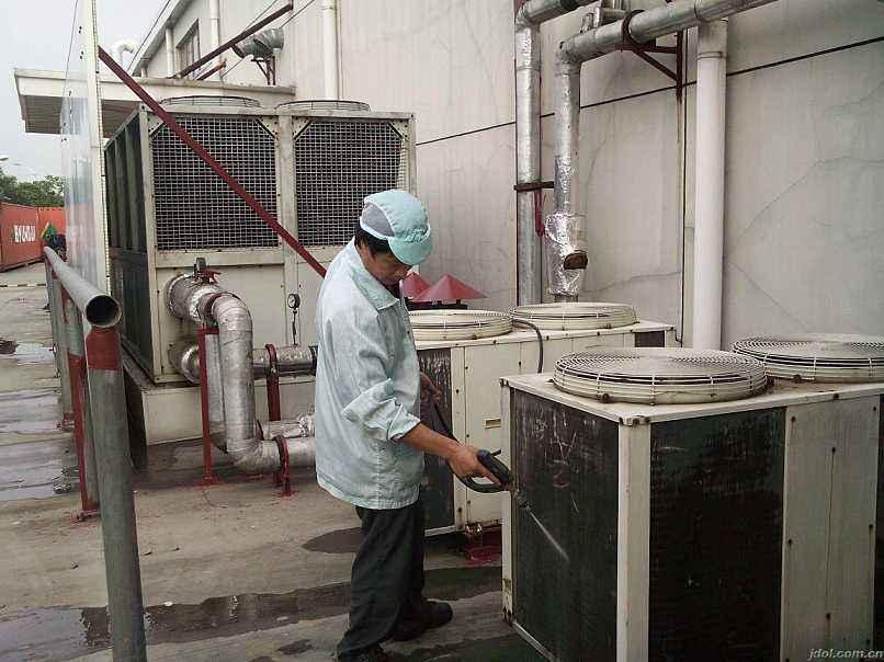 重申中央空调安装施工注意事项