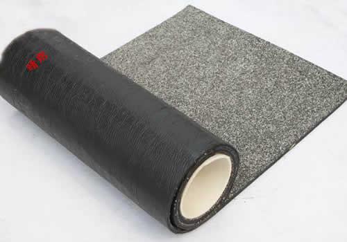 胶粉改性沥青聚酯毡与玻纤网络增强防水卷材