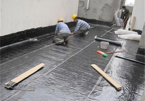 地下工程防水施工