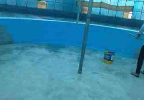 水上乐园游泳池施工