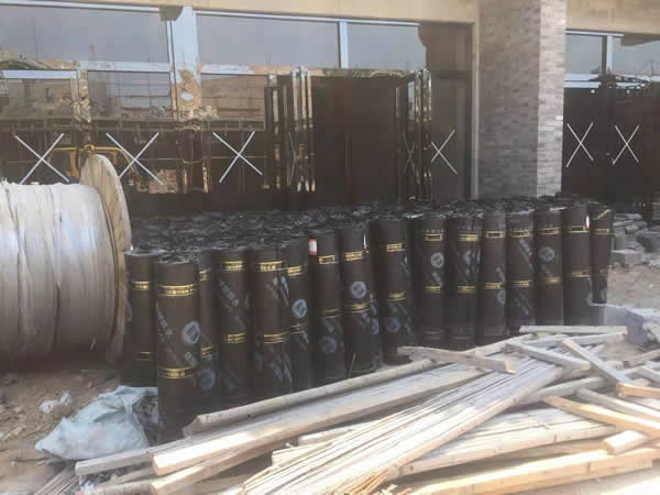 西安生产防水卷材