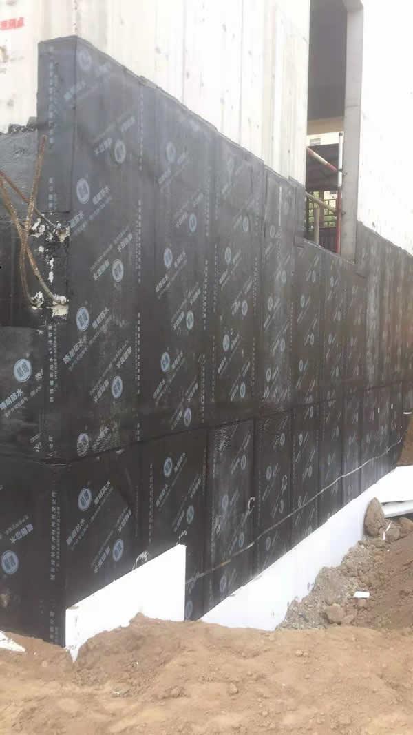 西安墙面防水