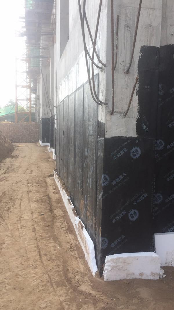 西安墙面防水施工