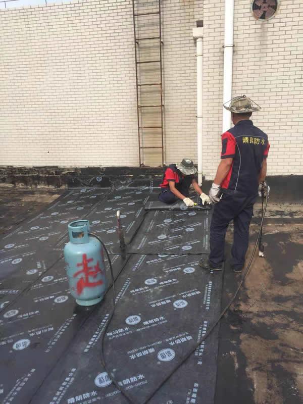 咸阳楼顶防水