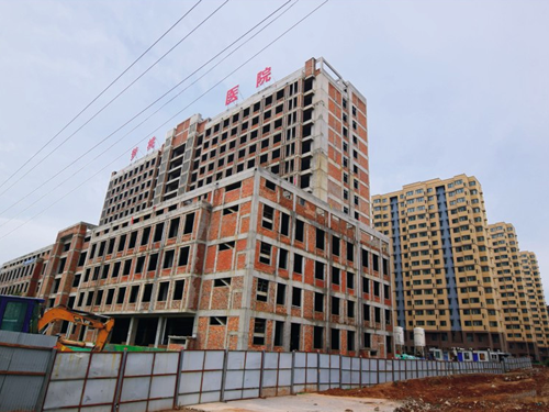 咸阳新兴纺织工业园医院