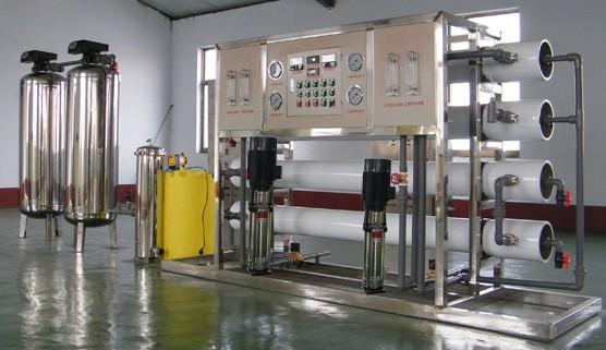 药厂纯化水处理设备在运行中的日常维护工作