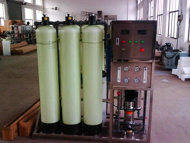 超纯水反渗透设备几种常见的问题及解决的办法