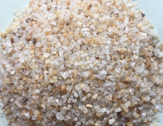 石英砂过滤材料在使用过程中的变化