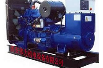 200Kw 濟柴柴油發電機組