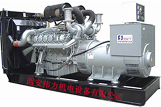 50kw韓國大宇柴油發電機組