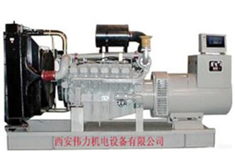 150kw韓國大宇柴油發機電組