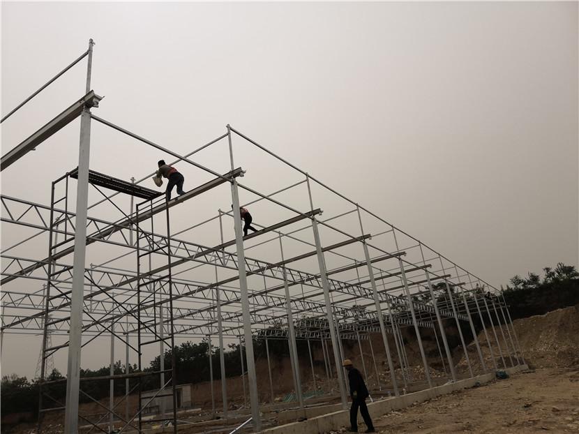 西安温室大棚建造