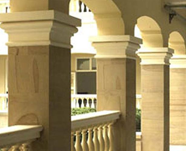 介绍别墅外墙装饰线条如何施工