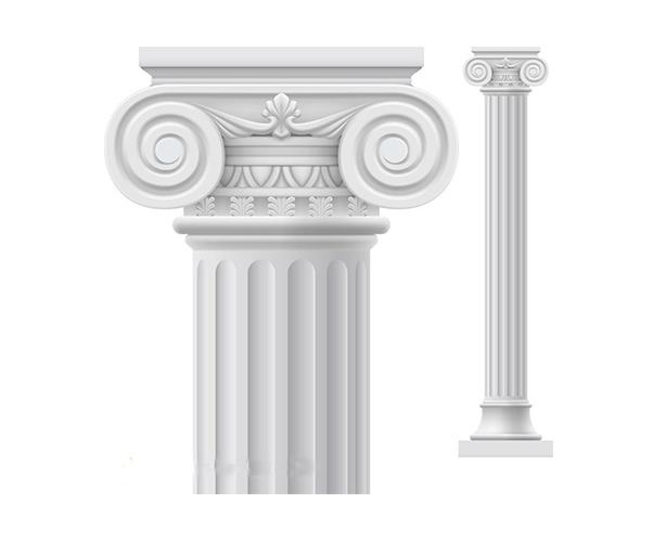 陕西GRC罗马柱