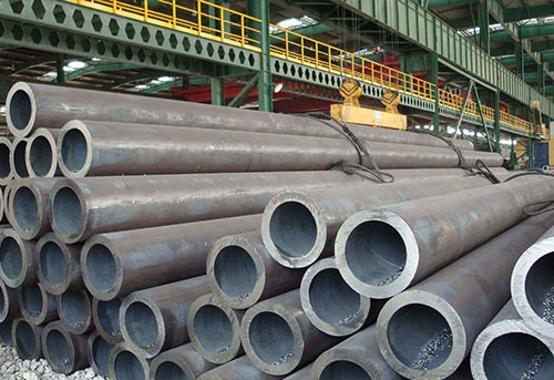 精密無縫鋼管在大型企業的生產銷售量的表現