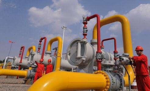天然气输送管道