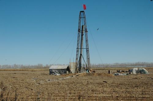 地质勘探行业无缝钢管的应用广泛