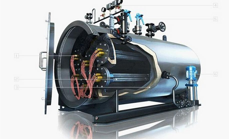 制造各類蒸汽鍋爐用無縫鋼管應用案例