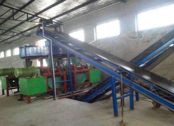 高壓化肥設備