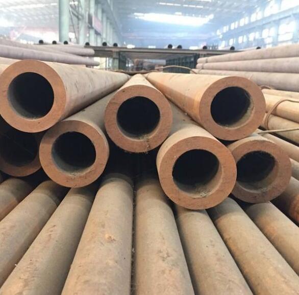 无缝钢管建筑钢材产量高位继续小幅增加