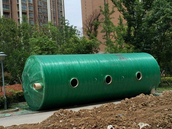 预制钢筋混凝土化粪池相对传统化粪池有哪些优势?
