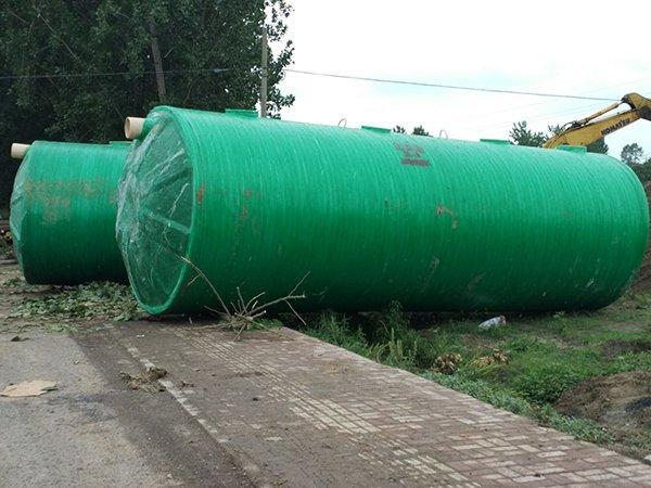 农村厕所无污染化,化粪池一定要受到重视。