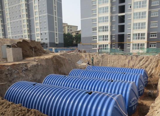 水泥化粪池在农村的使用