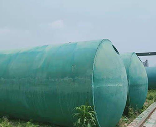 雨水蓄水池