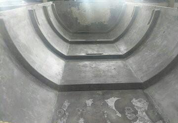 商砼整体式化粪池尺寸大小及内部结构示意图