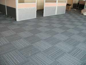 办公地毯清洗