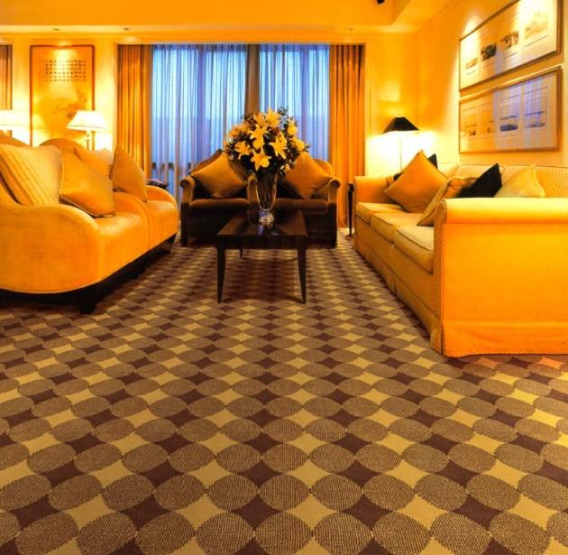 高档地毯清洗