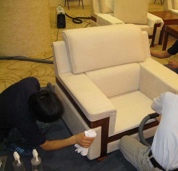 宾馆沙发清洗