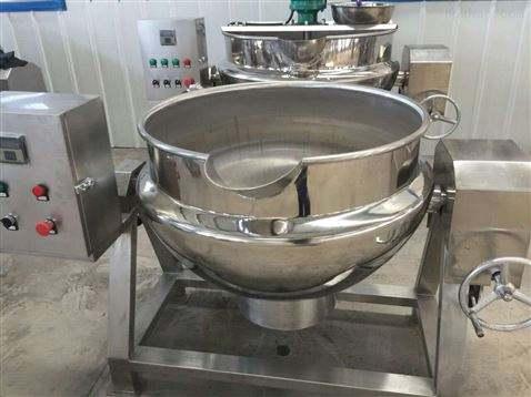 小型夹层锅