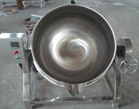 小型电加热夹层锅