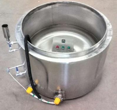 松香鍋生產過程中不糊鍋無黑煙